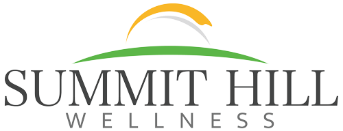 Summit Hill Wellness Logo